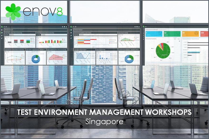 Test Environment Management Workshops Singapore