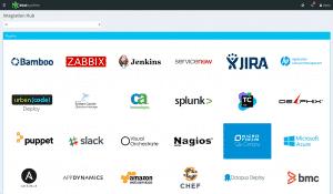 Enov8 Portfolio and Enterprise Release Management - Integration Hub
