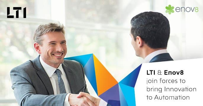 LTI & Enov8 collaborate to drive breakthrough innovation in IT Environment Management