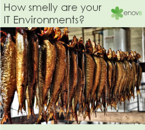 Smelly IT and Test Environments