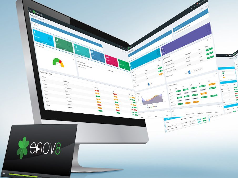 Enov8 introduces Enterprise Behavioral Dashboards to help organizations be agile at scale