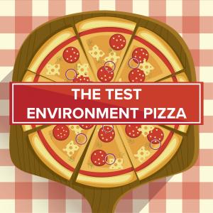 Test Environment Pizza Blog 1