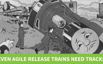 Test Environments – The Tracks for Agile Release Trains